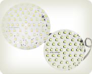 Discos LED